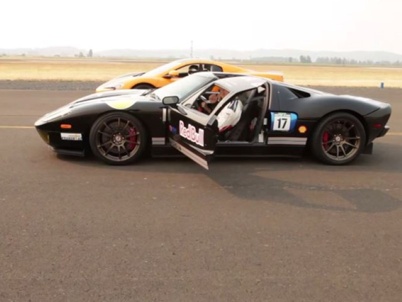 12 year old racing his McLaren 650s – Video | DPCcars