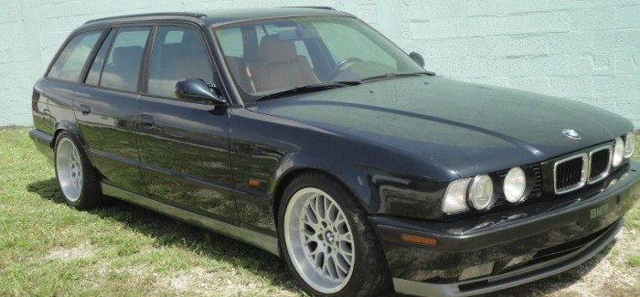 1995 Bmw E34 Wagon With S38 M5 Engine Swap Bmw M5 Forum And M6 Forums