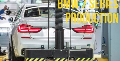2016 BMW 7 Series Production Line (2)