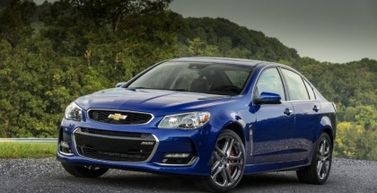 2016 Chevrolet SS facelift - Official (8)