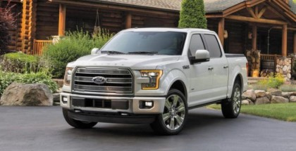 2016 Ford F-150 vehicle to use Micromill aluminum