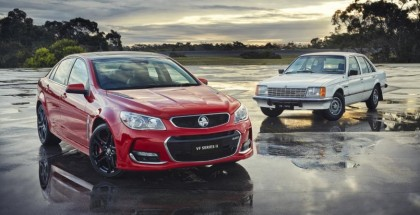 2016 Holden Commodore VFII - Official (6)