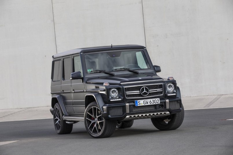 2016 Mercedes Benz G Cl Facelift Official 32