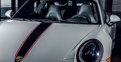 25 units of this Porsche 911 GTS Rennsport Reunion Edition will be produced (5)