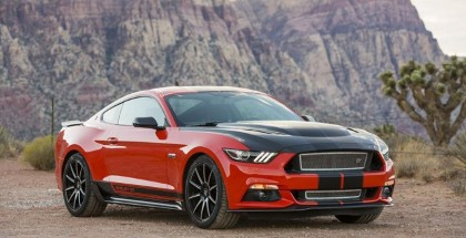 335HP Shelby GT EcoBoost Mustang - Official
