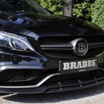 600HP Mercedes AMG C63 S by Brabus (11)