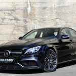 600HP Mercedes AMG C63 S by Brabus (22)