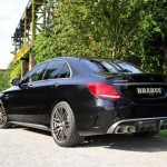 600HP Mercedes AMG C63 S by Brabus (29)