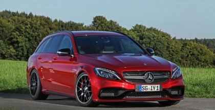 640HP Mercedes C63 S Wagon by Wimmer RST (6)