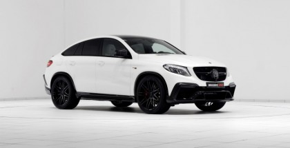 838HP Mercedes GLE 63 AMG Coupe by Brabus (15)
