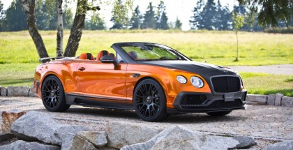 986HP Continental GT Convertible by Mansory (5)