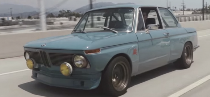 A Car Designers Modified BMW Video DPCcars - 1971 bmw 2002