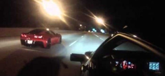 Atlanta street racing with some fast cars (2)