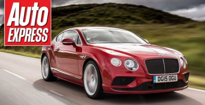 Auto Express - Bentley Continental GT Speed Review (2)