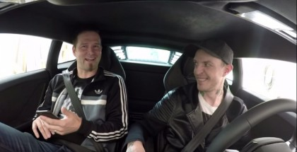 Deadmau5 gives Darude a ride with his McLaren P1 Hypercar (1)