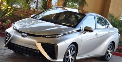 Engineering Explained - 2016 Toyota Mirai Review (2)