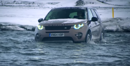 Fifth Gear - Land Rover Discovery Sport Review (2)