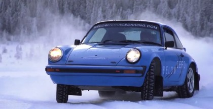 Fifth Gear - Porsche 911 On Ice Challenge (1)