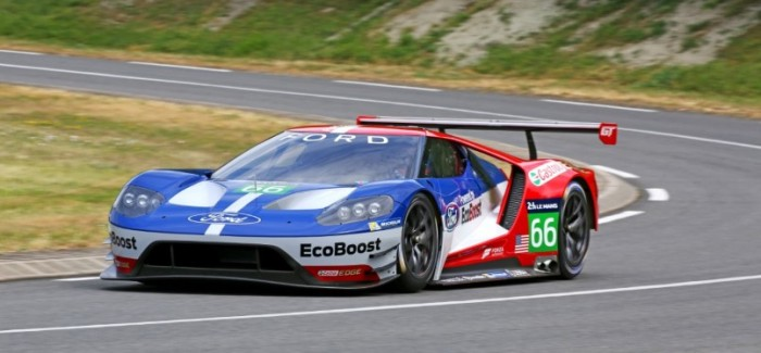 Ford GT - 2016 Race Locations (2)