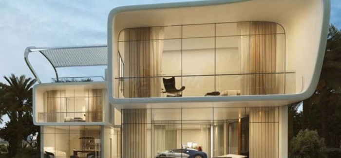 Here Is The Bugatti-Inspired House You Always Wanted