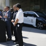 LAPD Gets A Tesla Model S P85D And A BMW i3 (10)