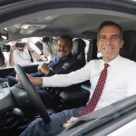 LAPD Gets A Tesla Model S P85D And A BMW i3 (11)