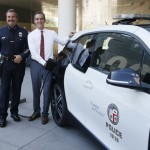 LAPD Gets A Tesla Model S P85D And A BMW i3 (13)