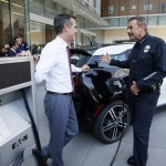 LAPD Gets A Tesla Model S P85D And A BMW i3 (14)