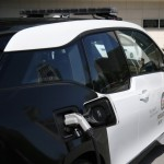 LAPD Gets A Tesla Model S P85D And A BMW i3 (2)