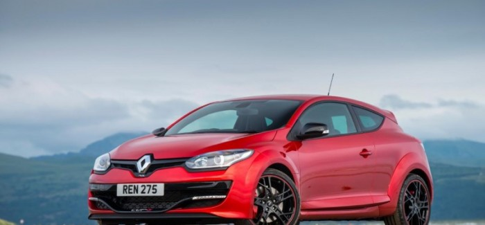 Megane Renaultsport 275 Cup-S – Official