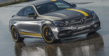 Mercedes-AMG C63 Coupe Edition 1 - Official (3)