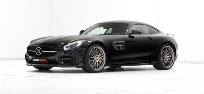 Mercedes-AMG GT S by Brabus