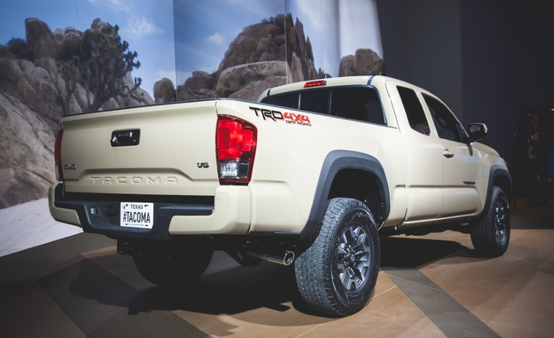 Motorweek 2016 Toyota Tacoma Review Video Dpccars