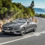 Official Mercedes S-Class Cabriolet photos leaked (1)