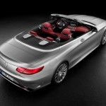 Official Mercedes S-Class Cabriolet photos leaked (10)