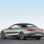 Official Mercedes S-Class Cabriolet photos leaked (2)