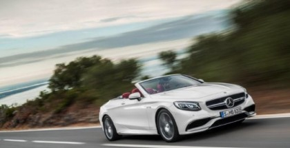 Official Mercedes S-Class Cabriolet photos leaked (20)