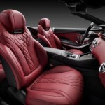 Official Mercedes S-Class Cabriolet photos leaked (4)