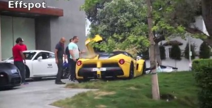Police - LaFerrari Owner Who Terrorized Beverly Hills Does Not Have Diplomatic Immunity (2)