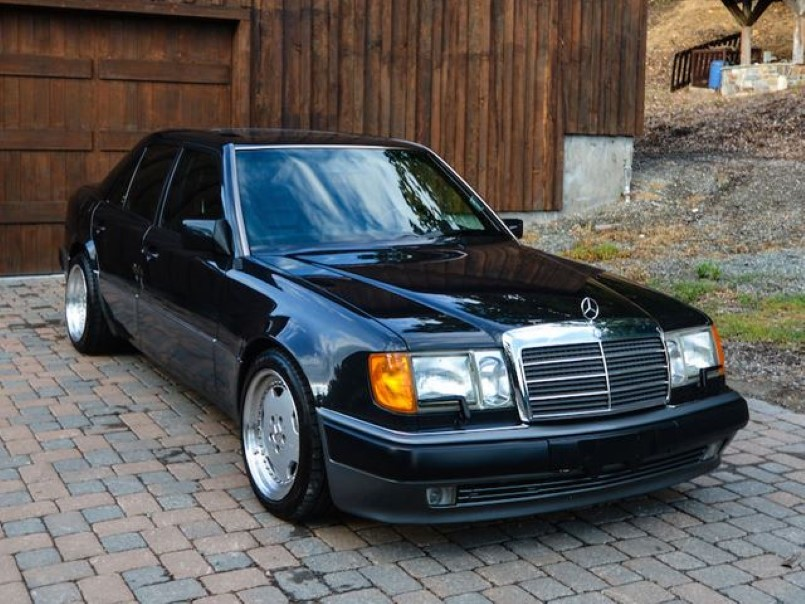 Rare 1994 Mercedes 500e With Only 34k Miles For Sale Dpccars