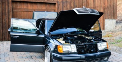 Rare 1994 Mercedes 500E with only 34K miles for sale (8)