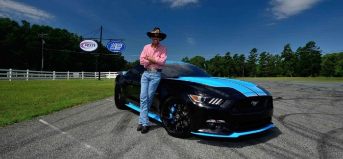 Richard Petty's Garage-built 2015 Ford Mustang GT For Sale
