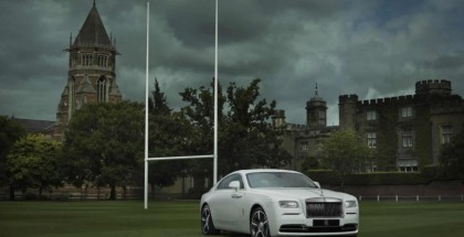 Rolls-Royce Wraith - History of Rugby (4)