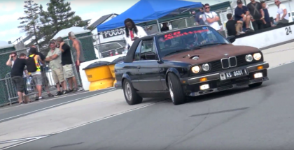Rusty 700whp BMW E30 Convertible Destroying All (1)