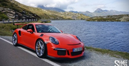 Shmee150 Porsche 991 GT3 RS Road Test and Review (1)