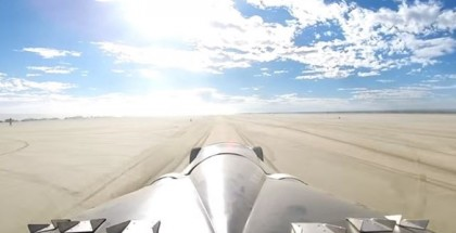 Spin Out At 240 MPH (1)