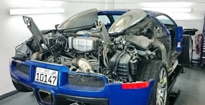 Stripped Bugatti Veyron Prepares for Carbon Panels and 1600 HP Mods (4)