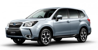Subaru Forester facelift leaked (4)