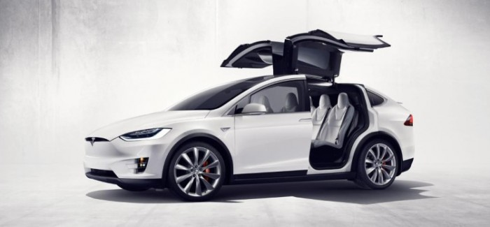 Tesla Model X – Official