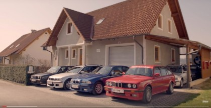 The family that drives only BMW 3 Series (1)